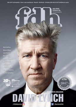 CamOnApp - Augmented Reality (FDH David Lynch)