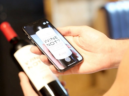 wine augmented reality realidad aumentada vino