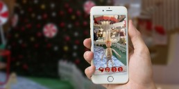shopping augmented reality realidad aumentada unicenter